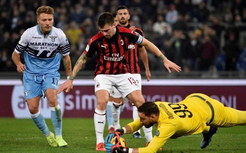 В Кубке Италии по футболу стартовал полуфинальный этап
