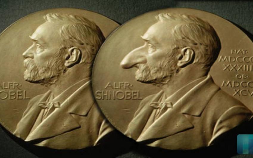 ABŞ-da Şnobel mükafatının qalibləri mükafatlandırılıblar