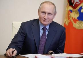Путин привился от коронавируса