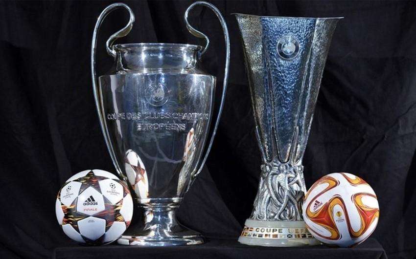 KİV: UEFA avrokubokları dördlər finalı formatında keçirmək istəyir