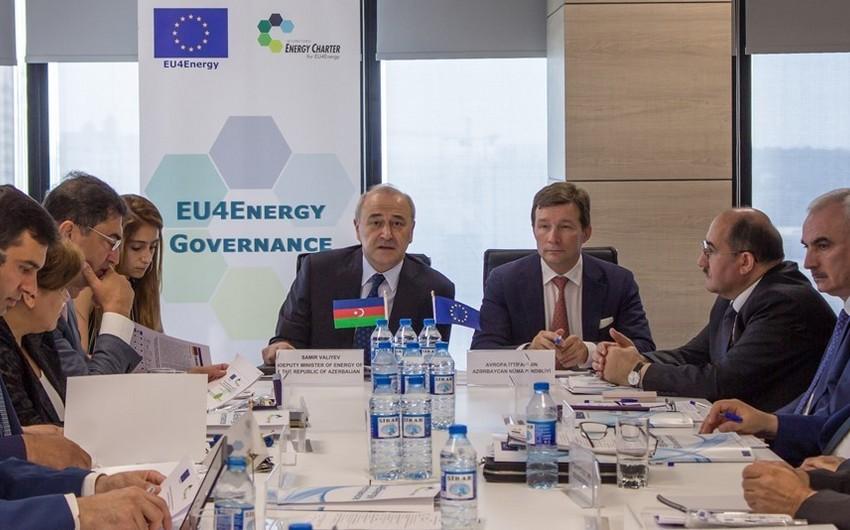 Azərbaycan energetika sektorunun inkişaf strategiyası üzrə beynəlxalq təcrübənin öyrənilməsində maraqlıdır