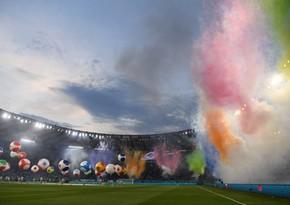 Евро-2020: Состоялась церемония открытия чемпионата