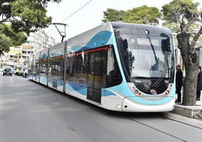 Bakıda tramvayların bərpasının yolları açıqlandı