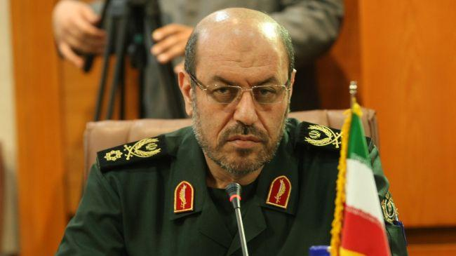 ​Iranian Defense Minister arrives in Azerbaijan