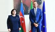 Развиваются азербайджано-итальянские связи