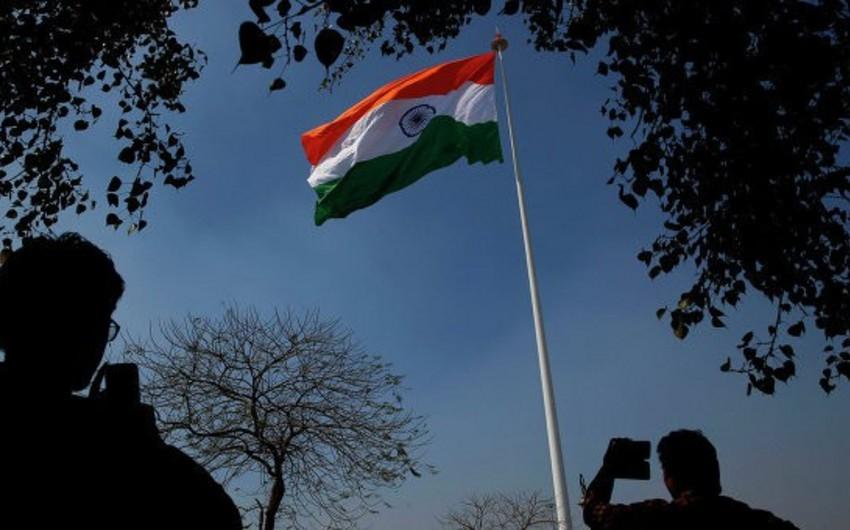 Hindistanda elektron vizaların xərci aşağı salınıb