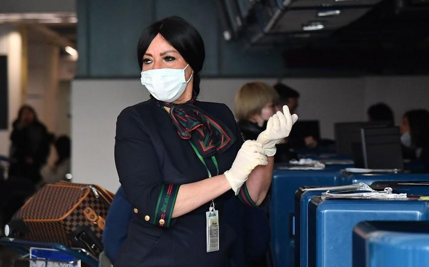 Gürcüstanda koronavirusa yoluxanları sayı artdı