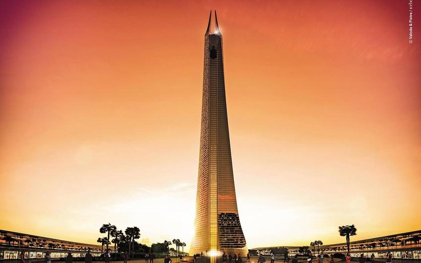 Afrikada qitənin ən yüksək qülləsi inşa olunacaq