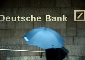 """""""Deutsche Bank"""" dünyada ÜDM-in artımına dair proqnozunu yeniləyib"""
