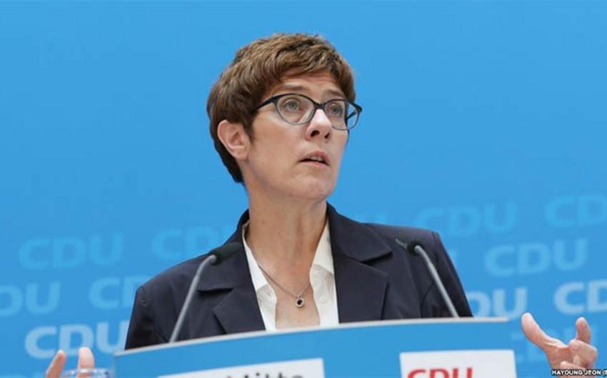 Annegret Kramp-Karrenbauer may become German Chancellor ahead of schedule