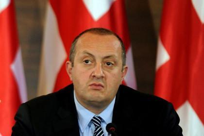 Gürcüstan Prezidenti Giorgi Marqvelaşvili Prezident İlham Əliyevə başsağlığı verib