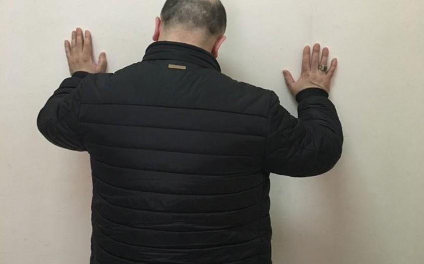 Kiyevdə İnterpol xətti ilə axtarışda olan azərbaycanlı saxlanılıb