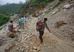 В Индии более 40 человек оказались под завалами из-за оползня