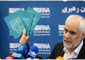 İranda namizədlərdən biri prezident seçkisində iştirakdan imtina edib