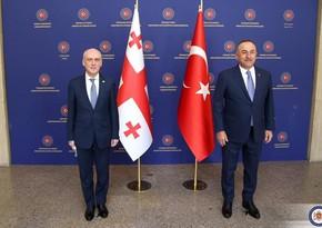 Ankarada Azərbaycan-Gürcüstan-Türkiyə əməkdaşlığının inkişaf perspektivləri müzakirə olunub