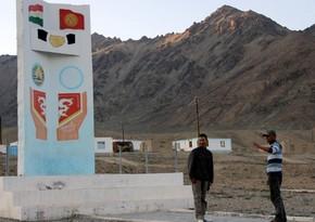 Произошла стрельба на границе Кыргызстана и Таджикистана, есть раненый