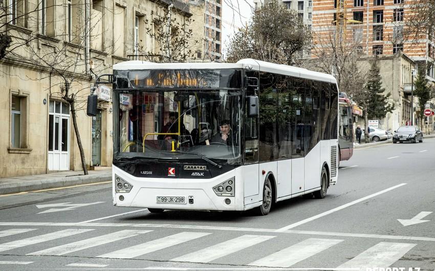 Bakıdakı avtobuslarda arakəsmələr quraşdırılacaq