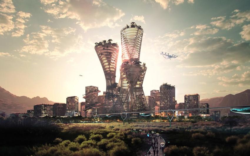 ABŞ milyarderi səhrada şəhər inşa etməyi planlaşdırır