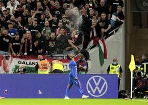 FIFA irqçiliyə görə Macarıstan millisini cəzalandırıb