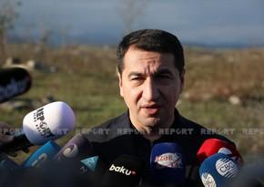Гаджиев: В ходе оккупации армяне разрушили все относящееся к азербайджанцам