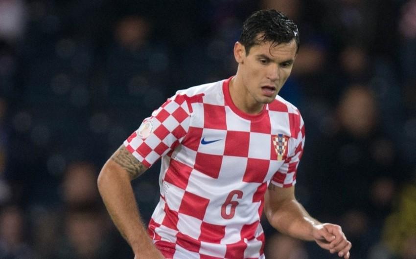 Xorvatiya millisinin futbolçusu komandadan qalmaqalla ayrılıb