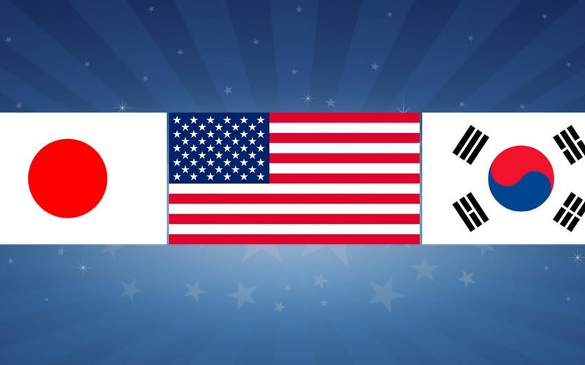 US, Japan, South Korea may hold meeting