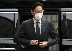 Samsung boss arrested