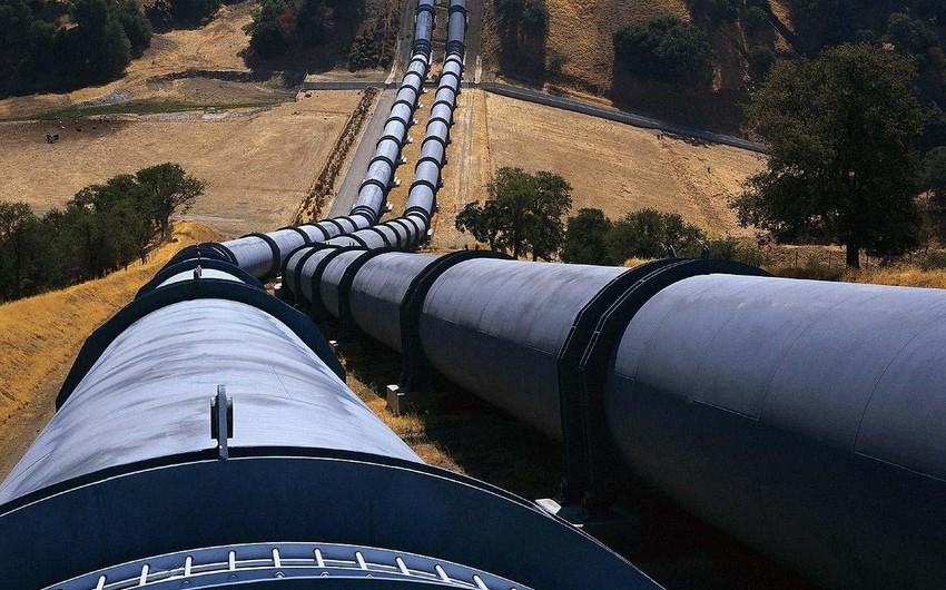 BTC ilə 3,8 mln. ton tranzit nefti nəql edilib