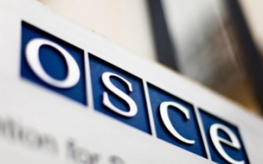 OSCE Minsk Group co-chairs arrive in Baku
