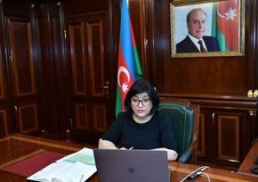 Sahibə Qafarova Sergey Lavrovla görüşəcək