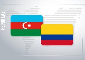 Səfir: Azərbaycan və Kolumbiya şirkətləri arasında əməkdaşlığı dəstəkləməyə hazırıq
