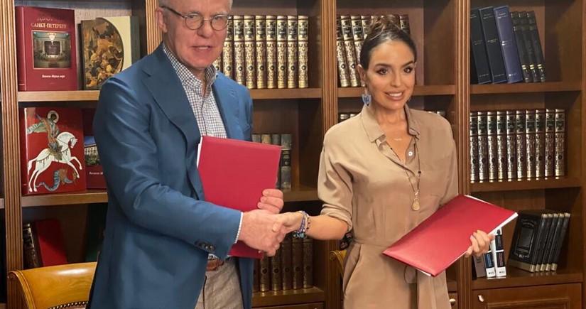 IDEA İctimai Birliyi ilə Ümumrusiya Təbiəti Mühafizə Cəmiyyəti arasında saziş imzalanıb