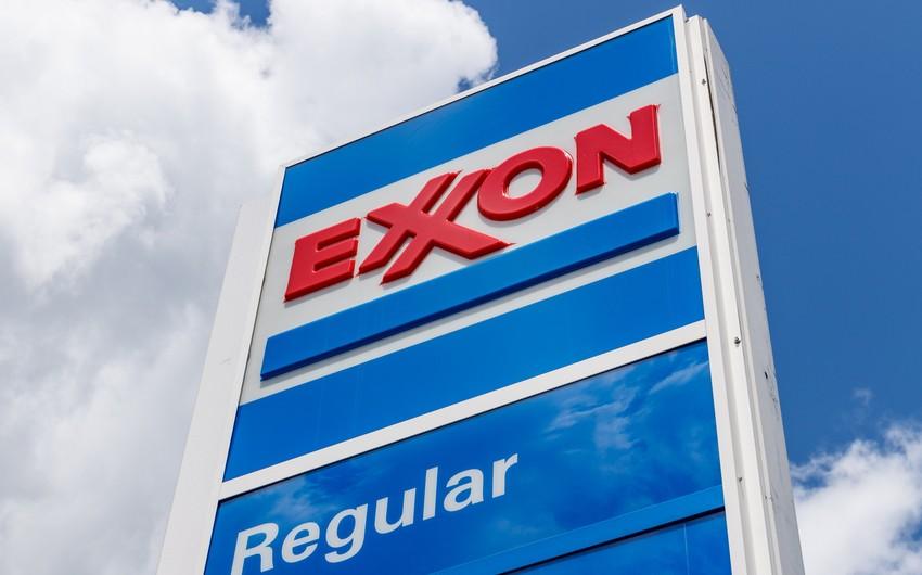 """""""ExxonMobil"""" Avropada böyük ixtisarlara gedir"""