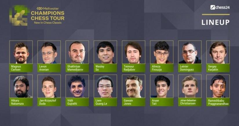 Çempionlar Turu: Rəcəbov və Məmmədyarov yenidən iştirakçılar sırasında
