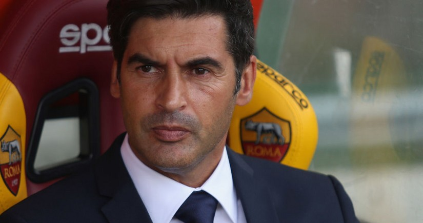 Roma bids farewell to Paulo Fonseca - OFFICIAL