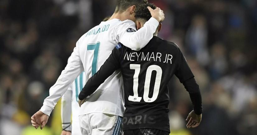 Neymar Ronaldu ilə birlikdə oynamaq istəyir