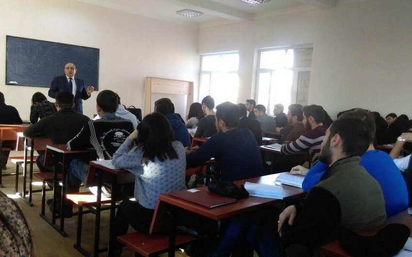 Azərbaycan multikulturalizmi fənninin tədrisi sahəsində olan problemlər açıqlanıb