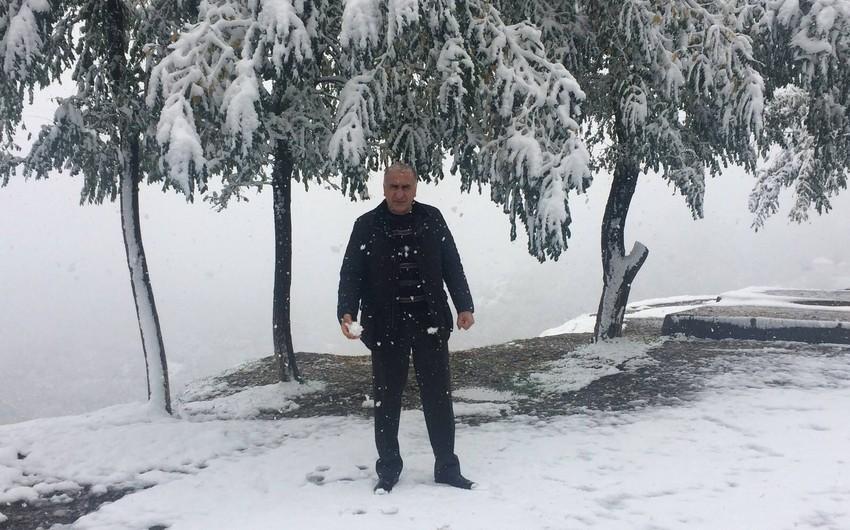 Lerik sakinləri deputat İqbal Məmmədovu axtarır