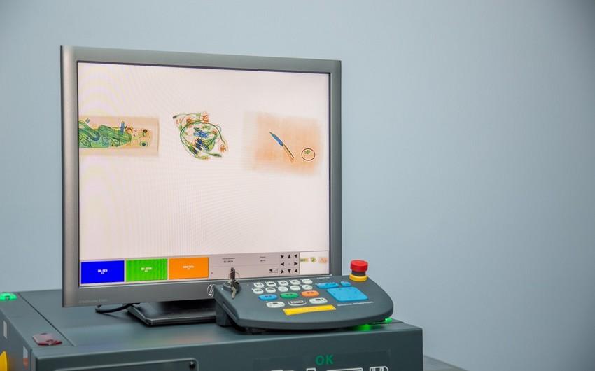 Dövlət Gömrük Komitəsi rentgen yoxlama sistemləri alır