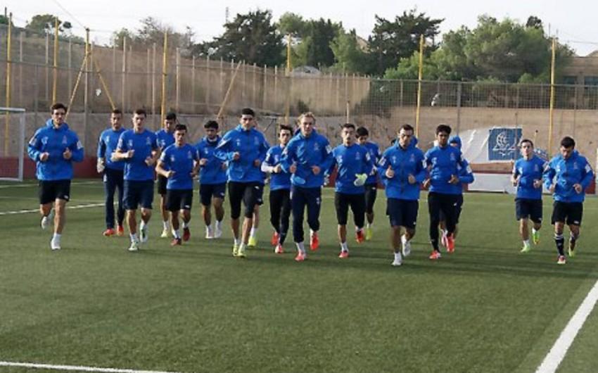 Azərbaycanın U-21 yığması Qazaxıstan klubu ilə qarşılaşacaq