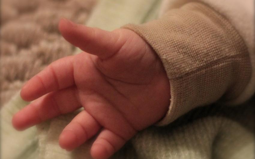 Azərbaycanda 1 yaşlı uşaq faciəli hadisə nəticəsində ölüb