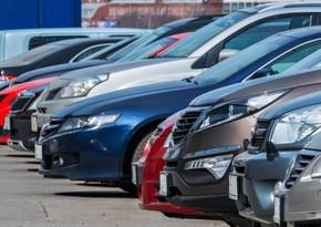 Yanvarda avtomobil idxalı 20 %-dən çox azalıb