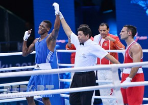 Sotomayor grabs Azerbaijan`s 17th European Games gold