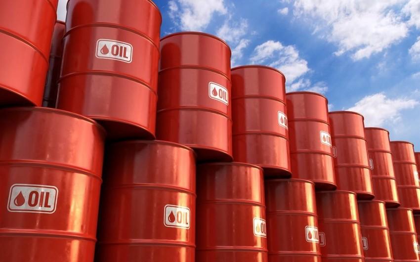 Azərbaycan ötən ay gündəlik 796 min barel neft hasil edib