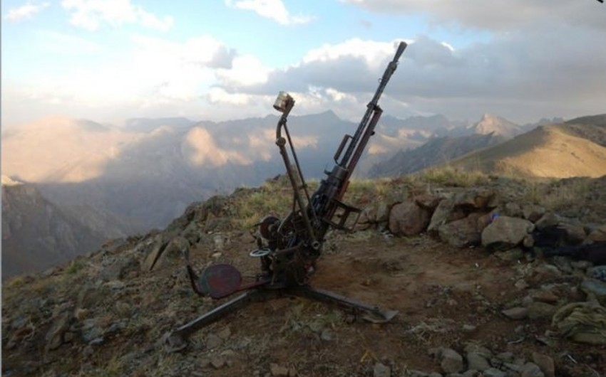 Türkiyə ordusu yüksək dağlarda antiterror əməliyyatı keçirib, 119 terrorçu öldürülüb