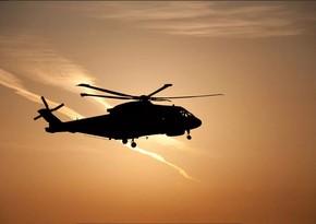 В России упал вертолет с туристами, погибли 8 человек