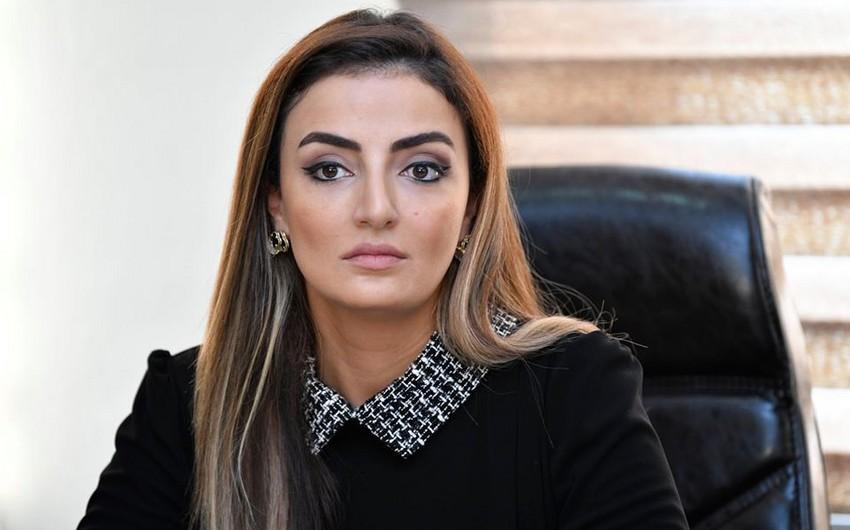 """Könül Nurullayeva: Nizami rayon sakinlərini narahat edən sosial problemləri nəzarətə götürmüşük"""""""
