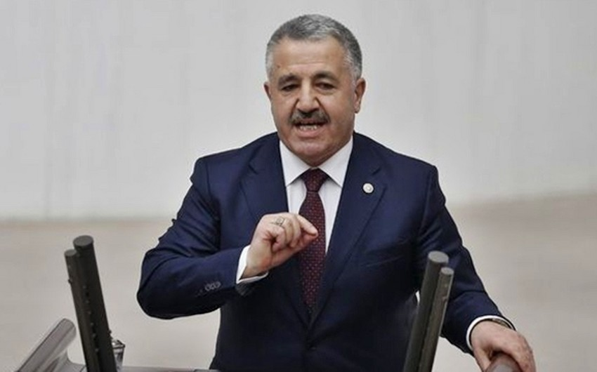 Turkish Minister of Transport, Maritime Affairs and Communications will pay a visit to Azerbaijan
