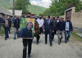 Xalq şairi Musa Yaqub İsmayıllıda dəfn olunub - VİDEO - YENİLƏNİB 2