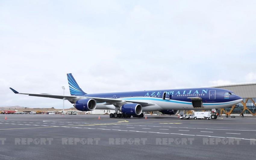 """Boeingin kapitanı: """"Füzuli Hava Limanı beynəlxalq standartlara uyğundur"""""""